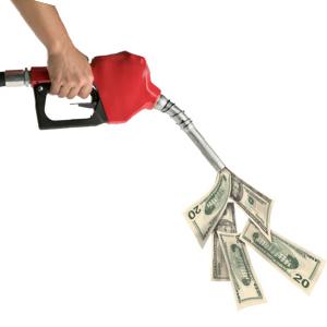 drivstoff er dyrt